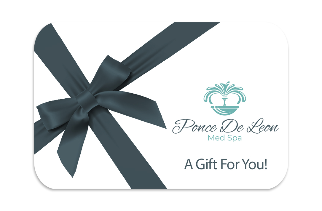 ponce de leon gift card